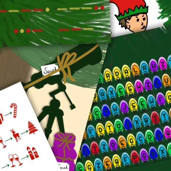 Aperçu de Codes - Edition de Noël